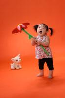 写真の松屋:満一歳記念写真サンプル01