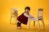 写真の松屋:満一歳記念写真サンプル03