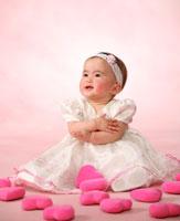 写真の松屋:満一歳記念写真サンプル02